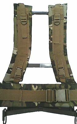 Alice Pack Multicam Accessories Set - Shoulder Straps - Frame - Waist Belt