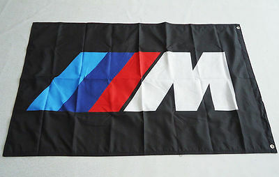 FOR IIIM banner flags 3'X5', FOR M Car flags black-free shipping