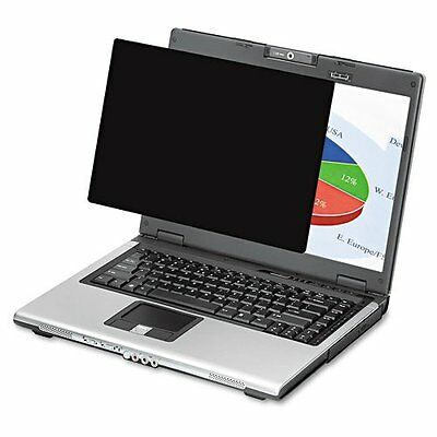 For 15.6'' widescreen laptop/notebook Privacy  filter