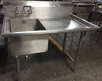 One Bowl Sink NSF Restaurant Equipment...