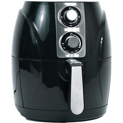 Air Fryer Multifunctional Low Fat Cooker Oil Free Healthy Digital 1400w Airfryer