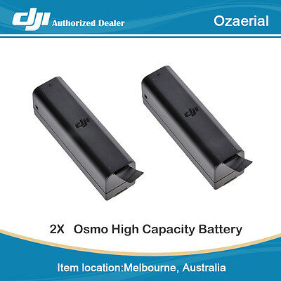 DJI Osmo Part 55 High Capacity Intelligent Battery (1225mAh) 2 PCS Totally