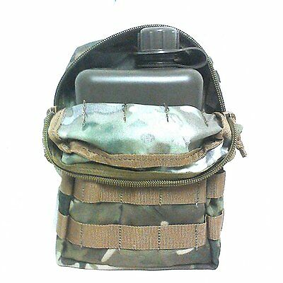 Aus Military Spec Sa 2Lt Canteen With Multicam Pouch Combo