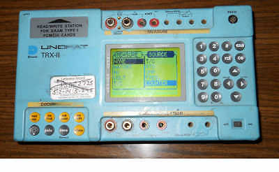 USED* Druck Unomat TRX-II Process Calibrator *POWERS ON*