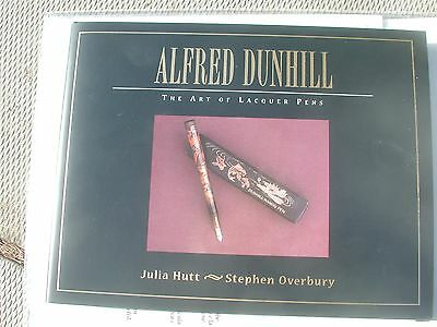 New Collector's Limited Edition Book About Dunhill Namiki Pens