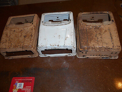 tonka ford truck 3 cab without top for parts