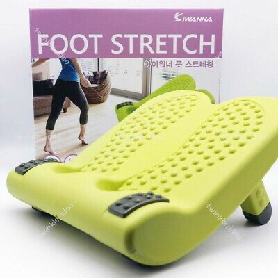 Foot Stretch Calf Stretch Foot Care Foot Stretcher Multi Slant Board Adjustable