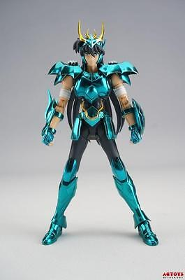 Great Toys/GT Saint Seiya Myth Cloth Final Dragon Shiryu EX Action Figure SQA62