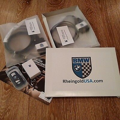 BMW Rheingold ISTA/D + ISTA/P+ Certified K+DCAN+ENET Cables Kit for F & E series