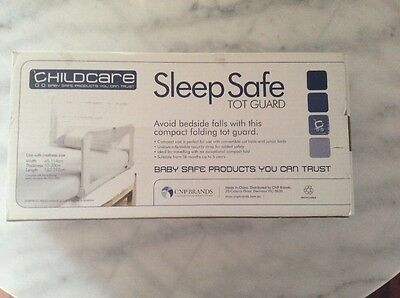 Childcare Sleep safe Bed Guard Rail