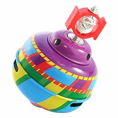 Schylling Whistling Self Winding Tin Top Kids Stocking Fillers New Kids Toys