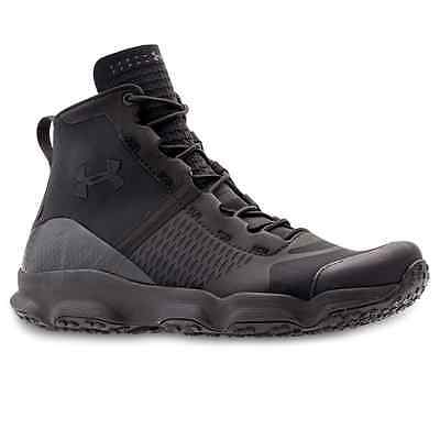 Under Armour SpeedFit black Hike Mid Boots sizes 8-14