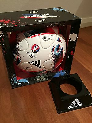 Fracas Official Portugal - France Match Final Ball Adidas France 2016 Euro Cup