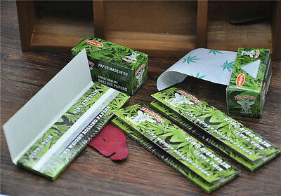 5 X Hornet LEAFSet -3X 110*54MM LEAF Rolling Paper+2 X Roll Leaf 5M*44MM Papers