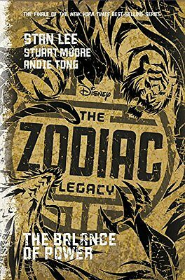 The Zodiac Legacy: Balance of Power  by Stan Lee (Hardcover)