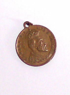 Medal/Coin - old type – King Edward VII – Coronation dated 1902 – good condition