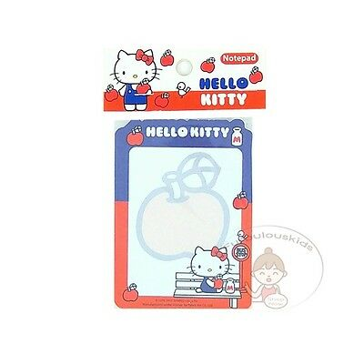 Sanrio Hello Kitty 50 Sheets Notepad/memo Pad/cute Paper/small Note/die-Cut #c