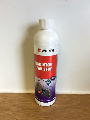 WURTH RADIATOR LEAK STOP 200ml SUITABLE FOR ALL COOLING SYSTEMS