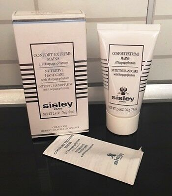 Sisley 75ML Confort Extreme Mains Nutritive Handcare with Harpagophytum *NEW*