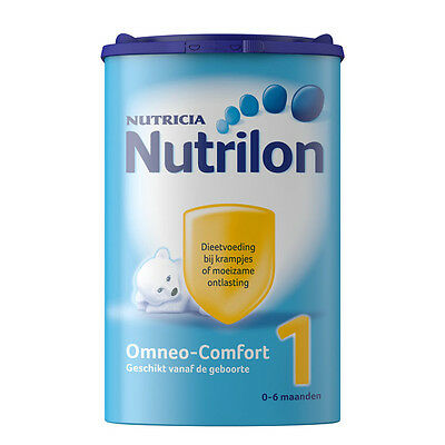 2X Nutrilon Comfort SPECIAL EDITION. 100% original DUTCH Baby Powder(800gram)