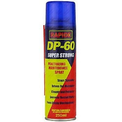 Dp60 Maintenance Penetrating Releasing Cleaning Lubricant Car Rapide Spray
