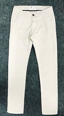 Men's Boys Chino Springfield Chino 5 Pocket Trousers RRP €36,99 Brand New