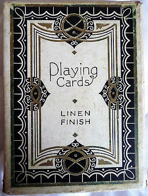 VINTAGE ART DECO PLAYING CARDS - 1920's / 1930's VINTAGE -