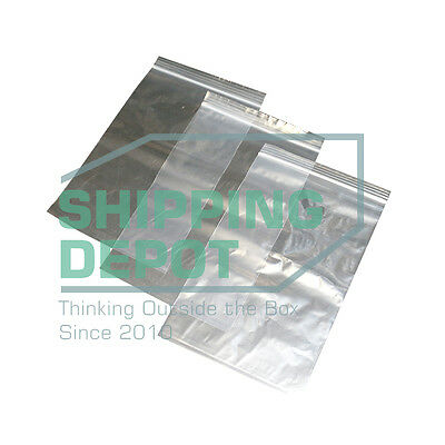 """1-1000 6x9 Reclosable Resealable Clear Zip Lock Plastic Cello Bags 2Mil 6"""" x 9"""""""