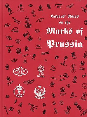 German Marks Hallmarks Logos - Schlegelmilch R.S. Prussia Etc. / In-Depth Book