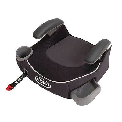 Graco AFFIX Backless Booster Seat / No Back Booster Chair / Car Seat - Davenport