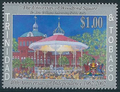 e265) Trinidad & Tobago. 2002. MNH. SG 937 $1 Anniversary. Education.