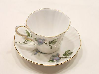 Royal Standard Fine Bone China, Cup And Saucer, Camellia