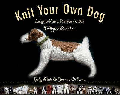 Black Dog Books-Knit Your Own Dog 768821128746