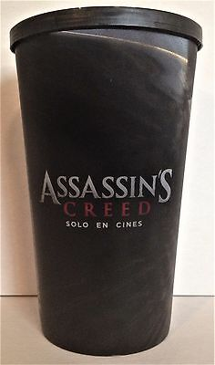 Assassins Creed Mexico Movie Theater Exclusive 36 oz Lenticular Cup