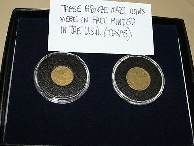German Nazi Party Coins