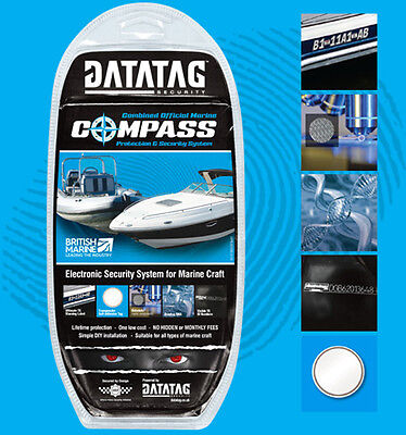 Datatag - Boat System