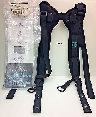 BodyPoint Medium Front Pull Trimline Style Cinch Mount Shoulder Harness NEW
