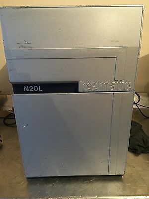 Icematic N20L  Ice Maker  Ice Machine