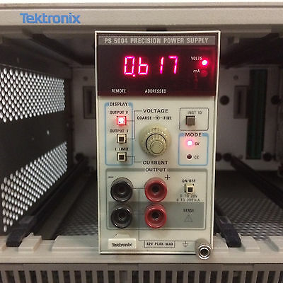 Tektronix PS5004 Precision Power Supply