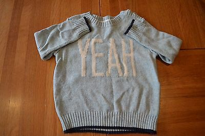 Country Road Boys Knit Jumper Size 18-24 months used