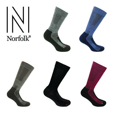 Men's Norfolk Trekking, Hiking & Walking Merino Wool Sock- Leonardo