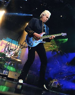 Gfa Heart Guitarist Signed Autograph 8x10 Photo Proof H4 Coa Howard Leese
