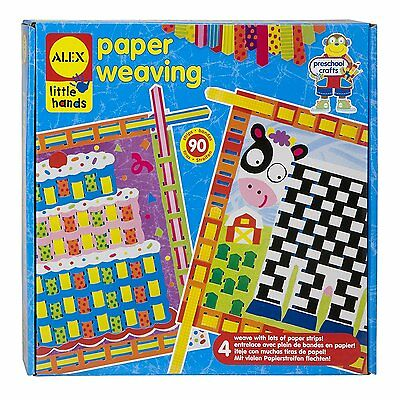 ALEX Toys - Early Learning Paper Weaving - Little Hands 1427