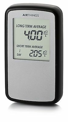 Corentium Home by AirThings Radon Gas Detector USA version in pCi/L