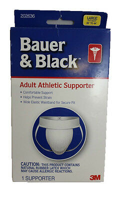 3M Bauer and Black A3 Adult Supporter ( Large )