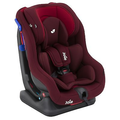 Joie Steadi Baby / Child Front / Rear Facing Car Seat - Merlot Group 0+/1