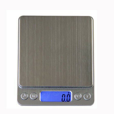 0.1g 0.01g Digital Electronic kitchen Pocket Scale Jewelry Weight Balance Gram