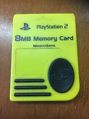 Memory Card For PlayStation 2 8MB PS2