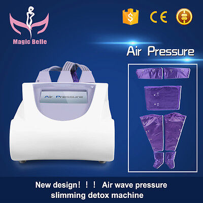 Airwave pressure/Far infrared presso therapy/Slimming detox lymph Beauty machine