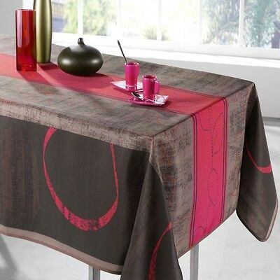 nappe anti taches rectangle moderne 300/150